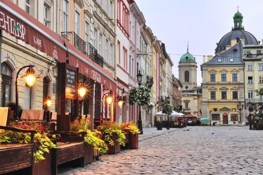 Як швидко дістатися до Львова