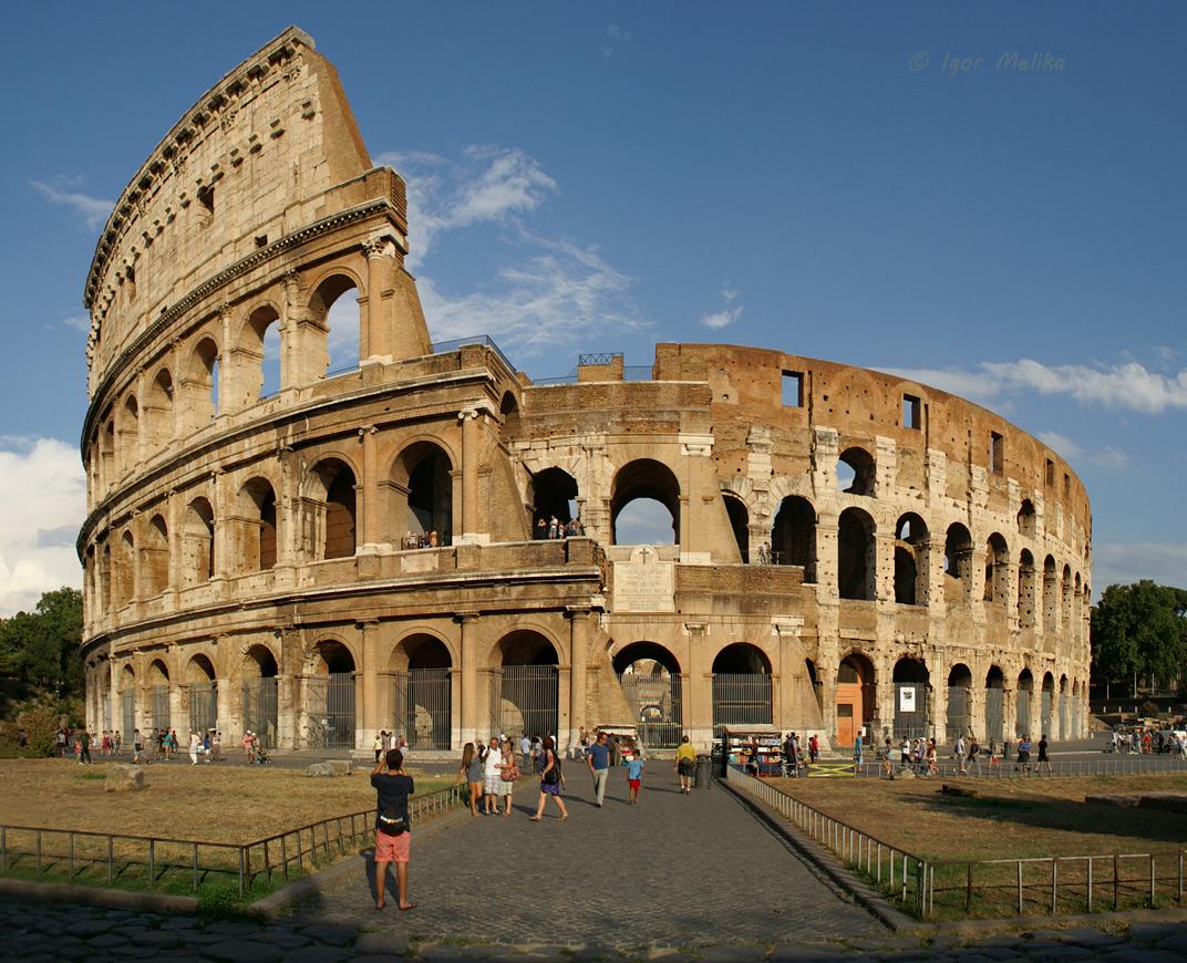 Подорож в Рим потягом - романтика за доступною ціною