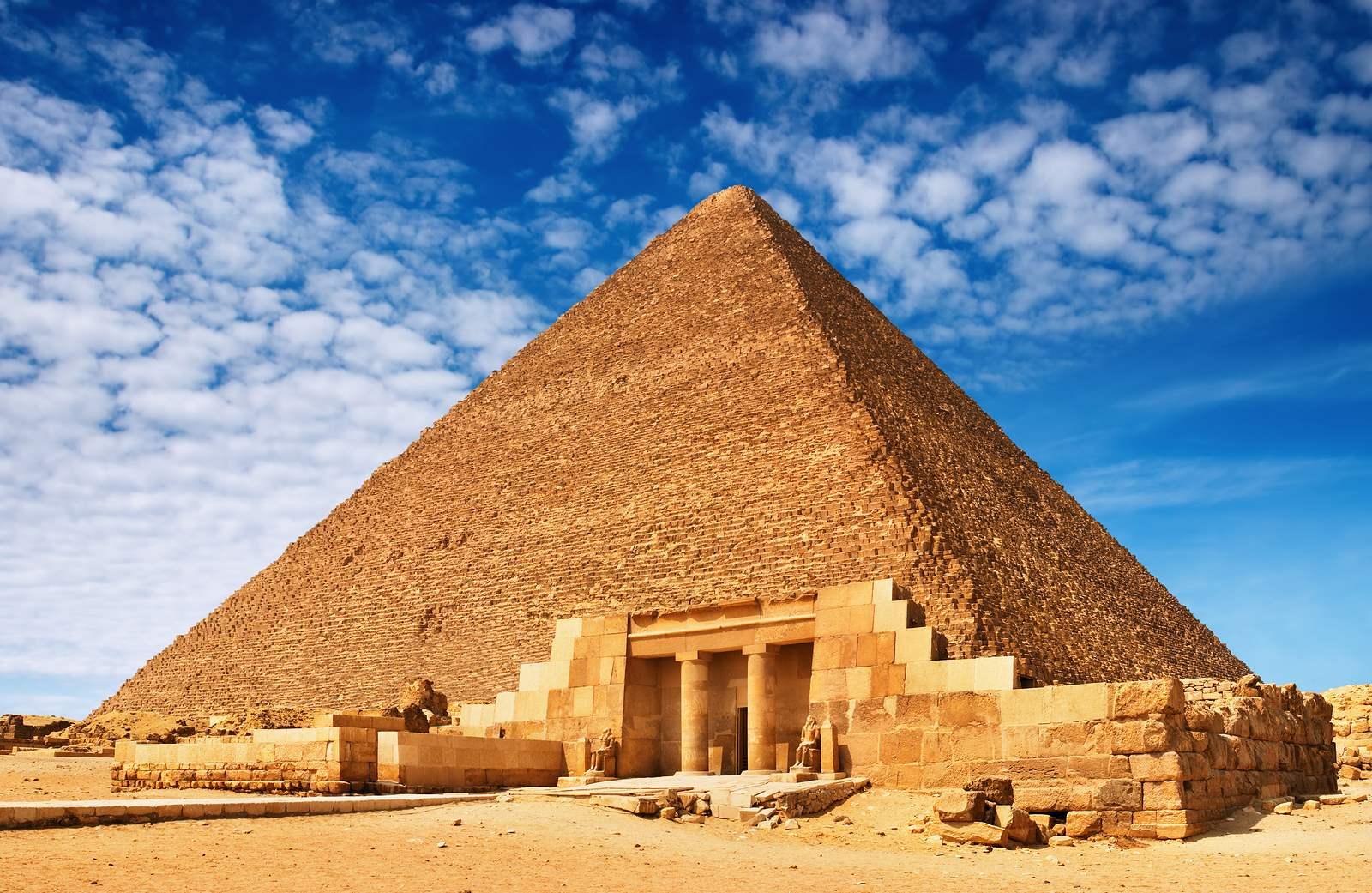 Подорож до Єгипту