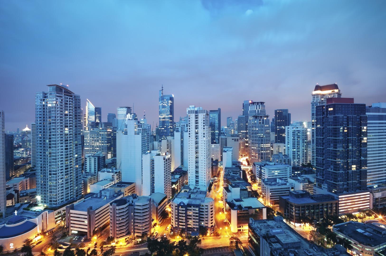 Маніла - столиця Филлипин