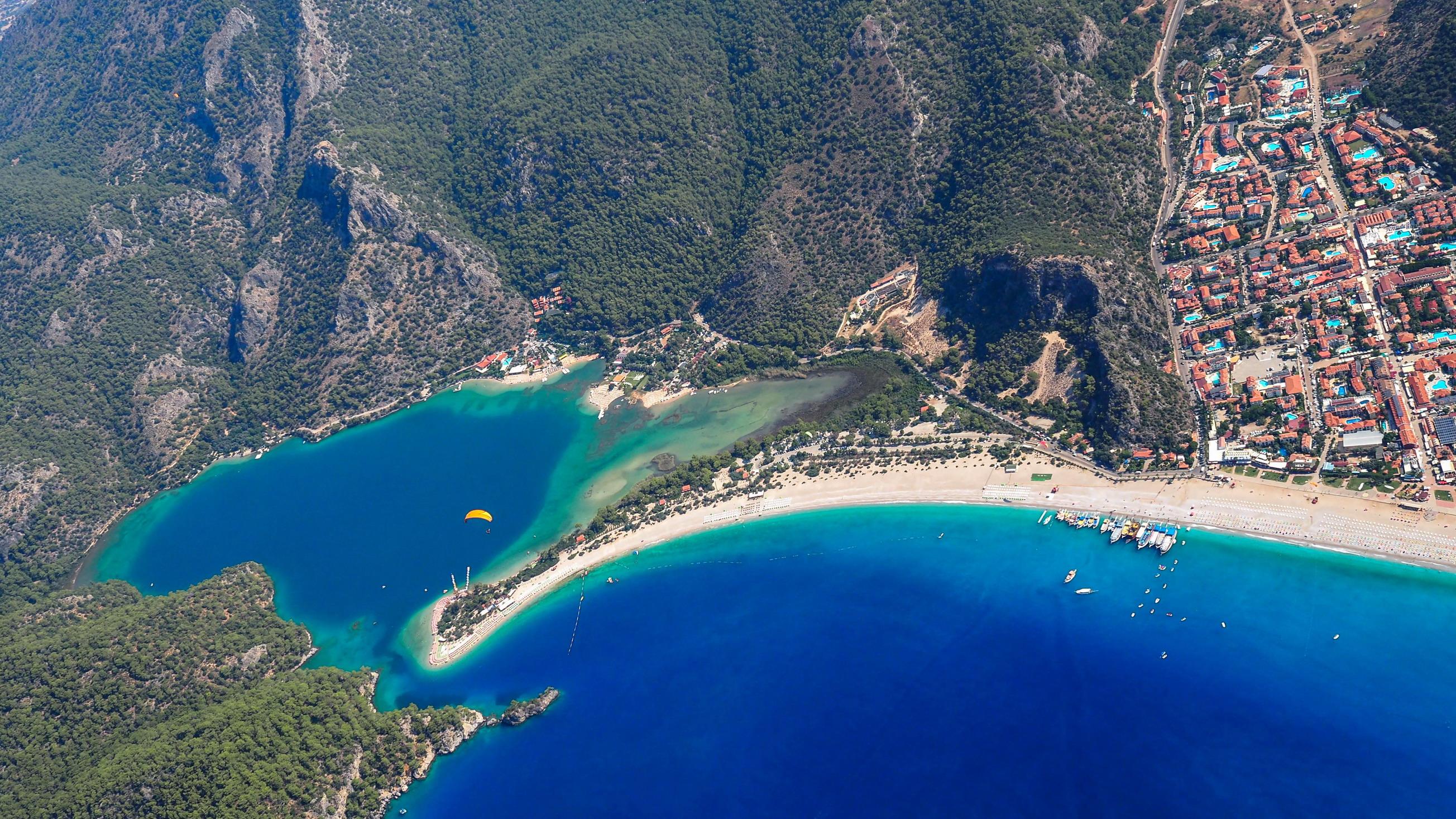 Знаменитий турецький курорт Фетхи