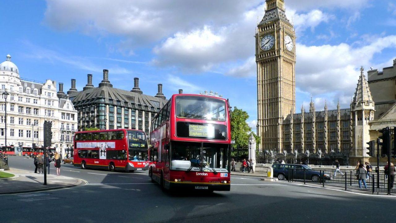 Сучасні пам'ятки Лондона