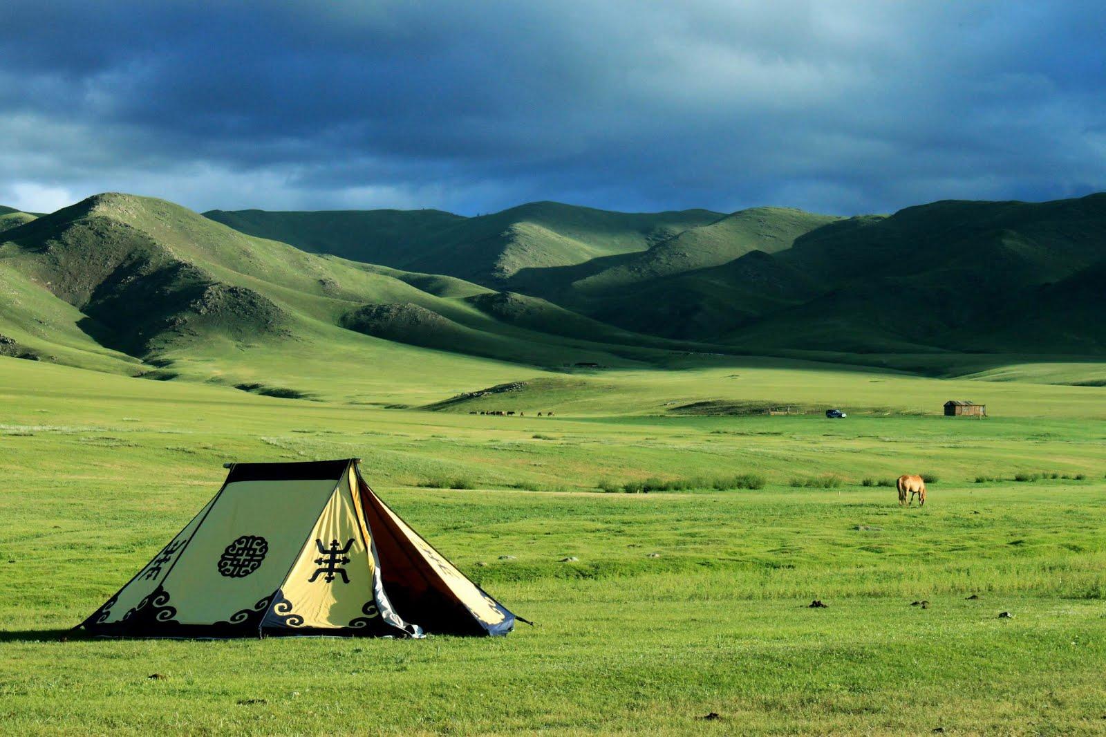 Самобутня культура Монголії