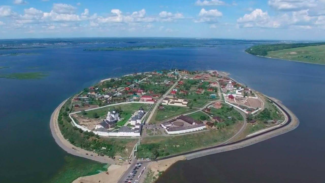 Місто Свияжск. Республіка Татарстан