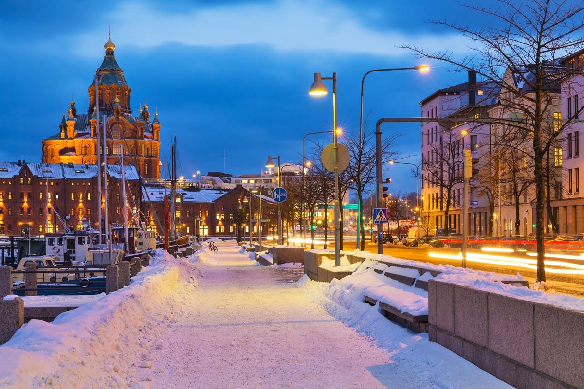 Подорож в Хельсінкі