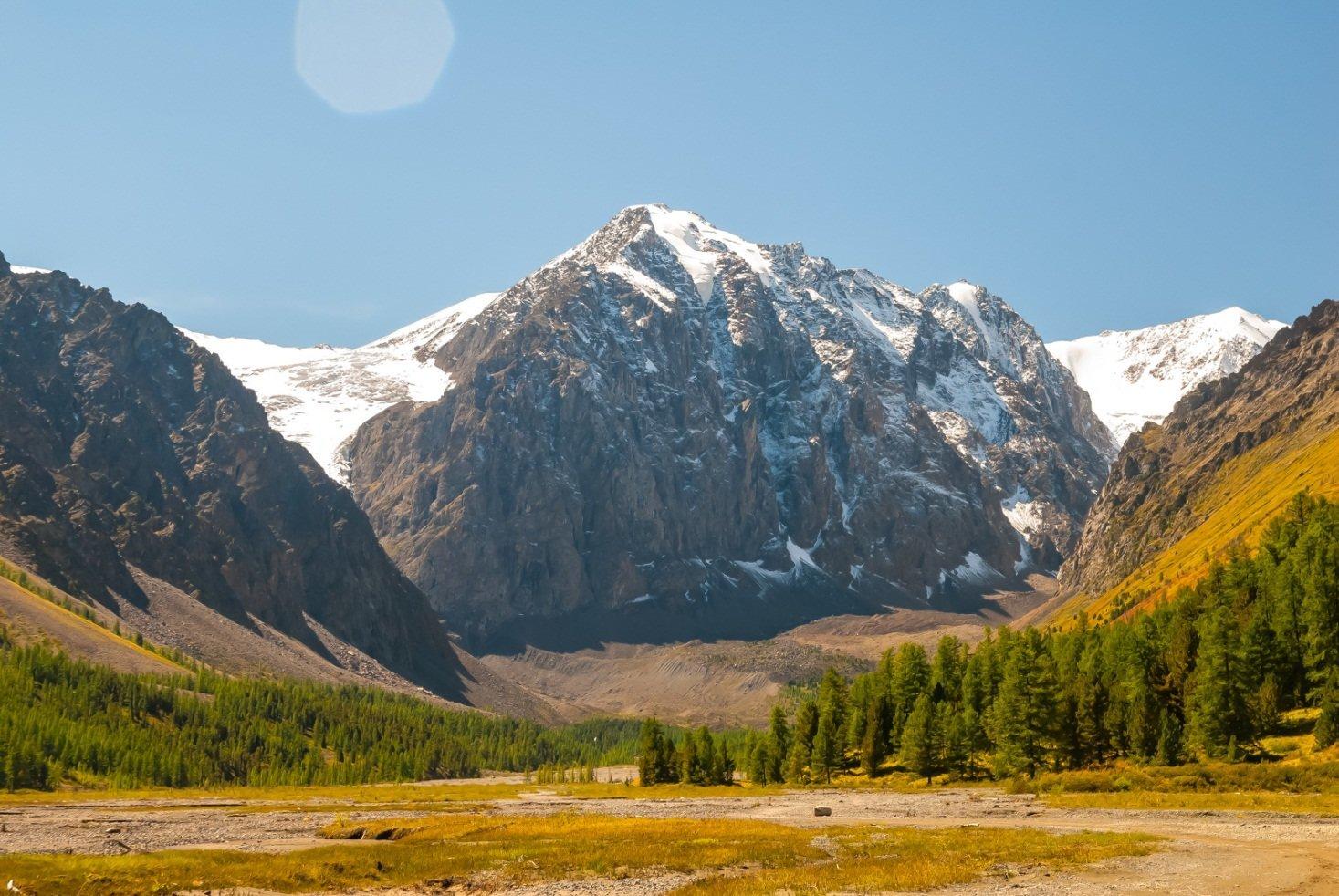 Знамениті місця Гірського Алтаю