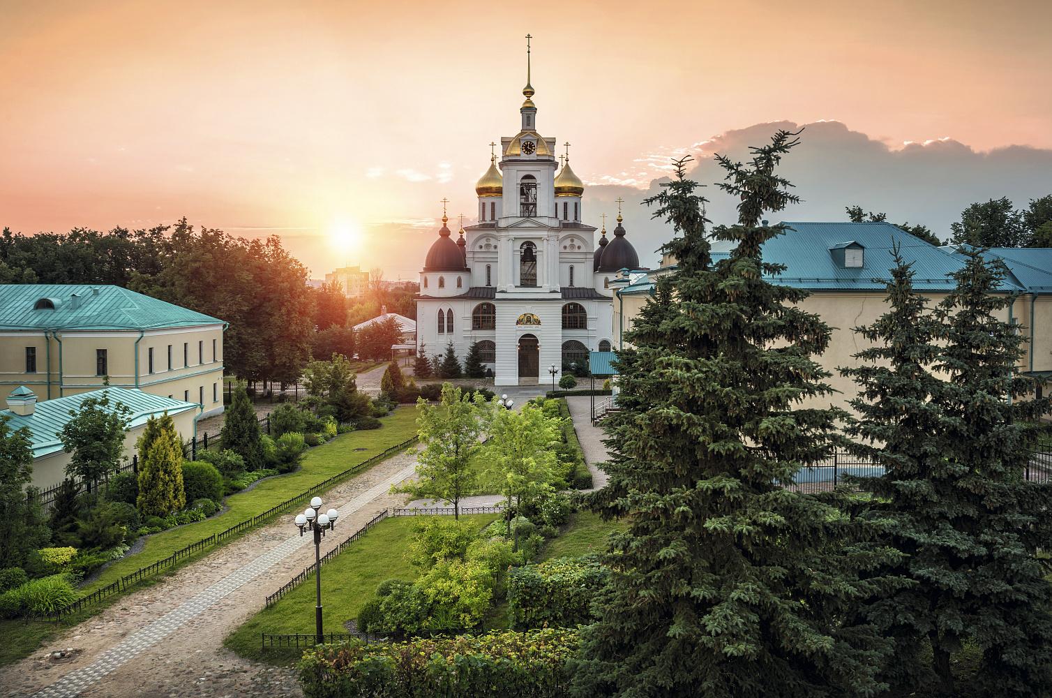 Дмитров - міні Москва