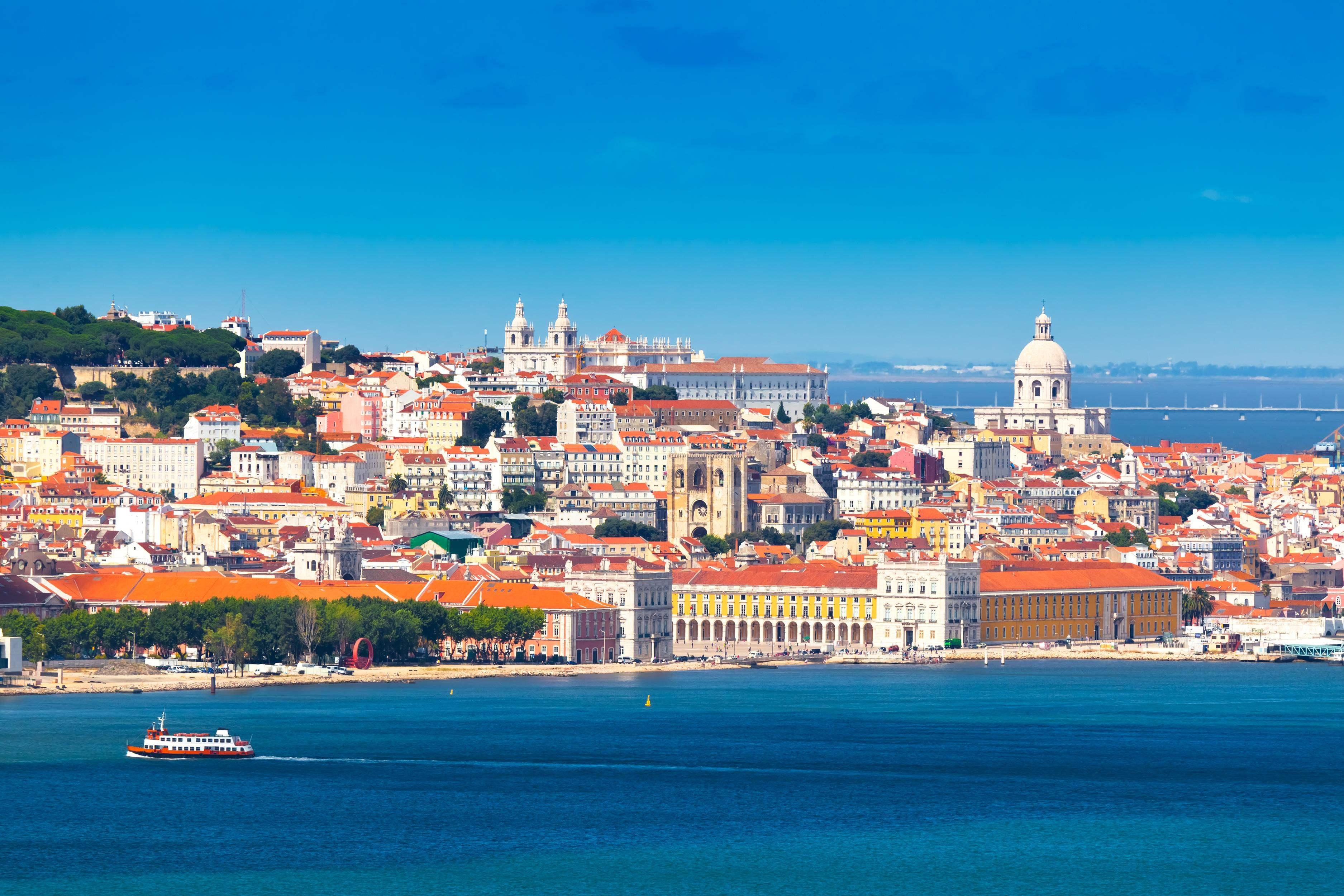 Подорож в Португалію