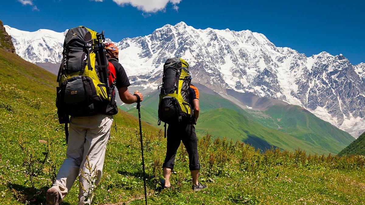 Піший вид туризму - як правильно зібратися
