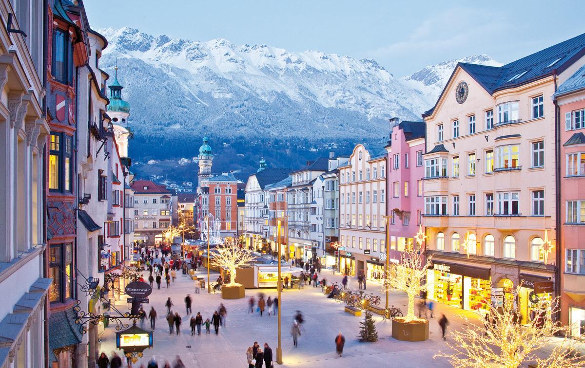 Незрівнянна Австрія