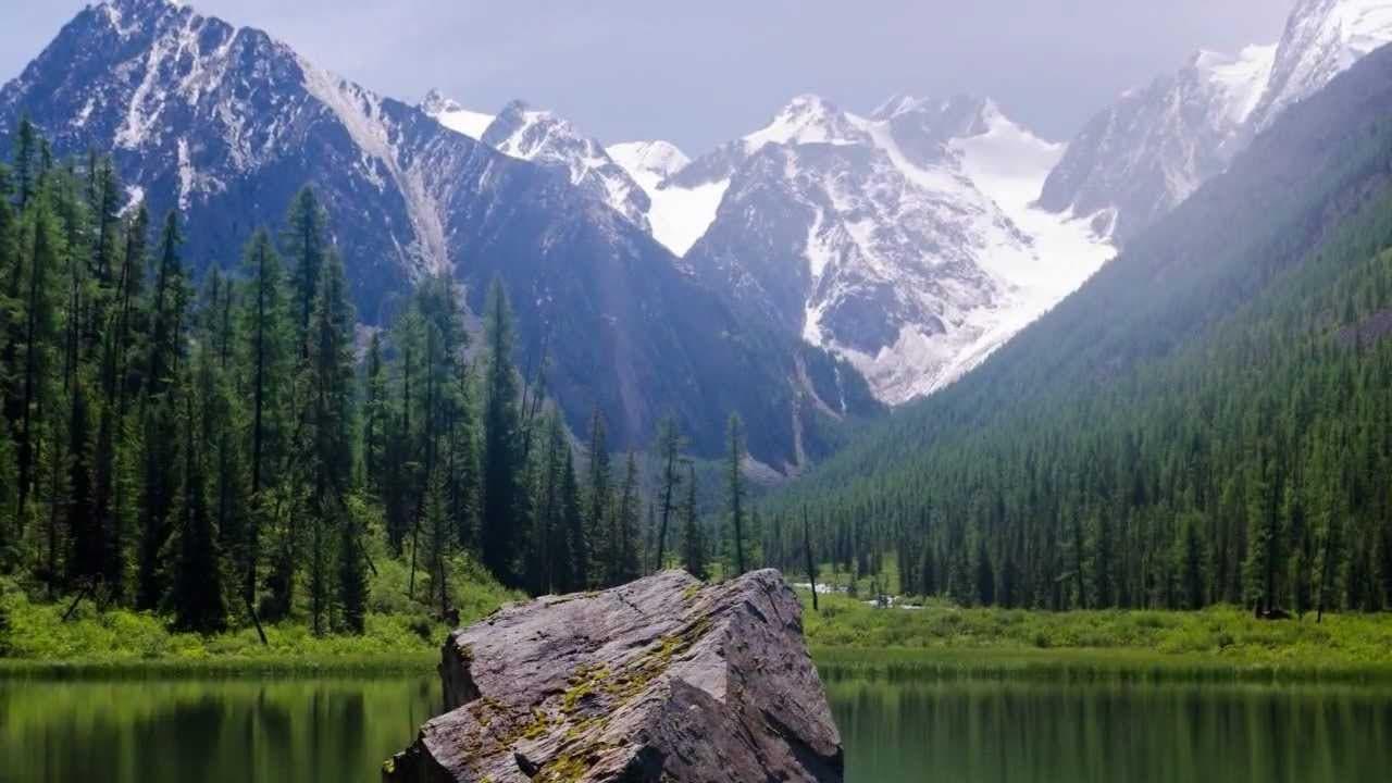 Гора Білуха - Перлина Гірського Алтаю