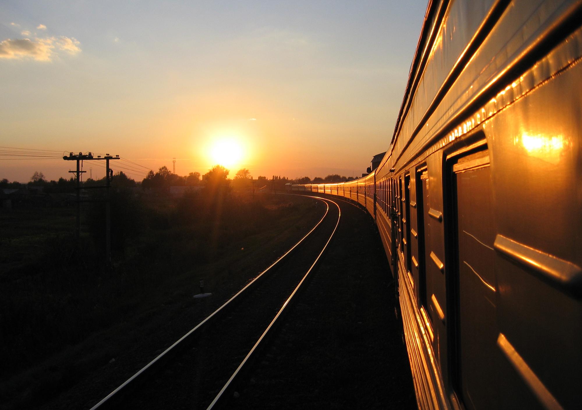Які місця в потягу вважаються найбезпечнішими?