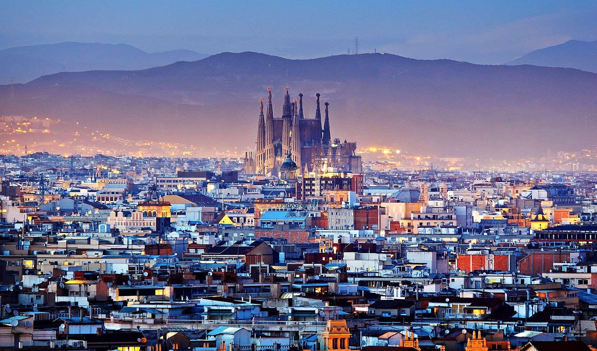 Європейська Перлина - Барселона