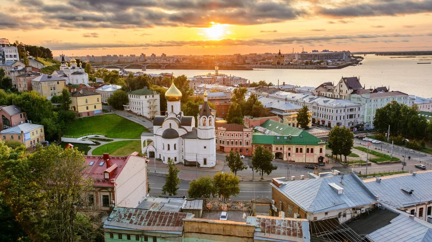Як добратися з Москви до Нижнього Новгорода