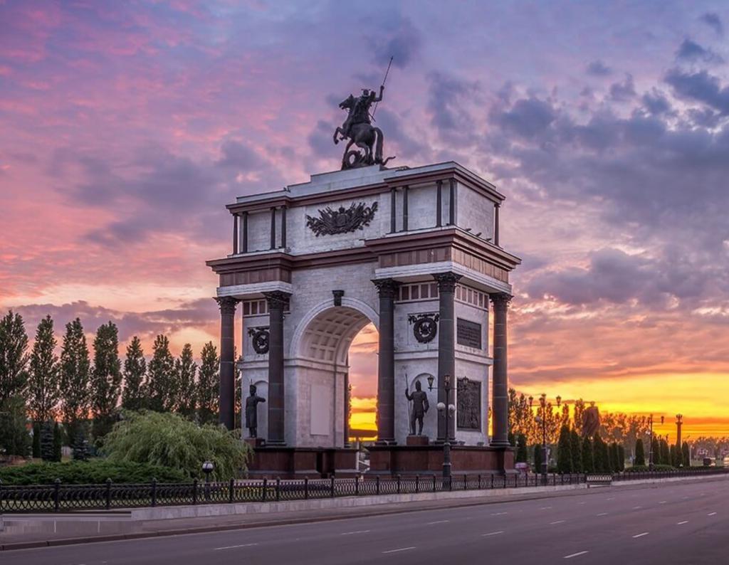 Як швидко дістатися до Курська з Москви?
