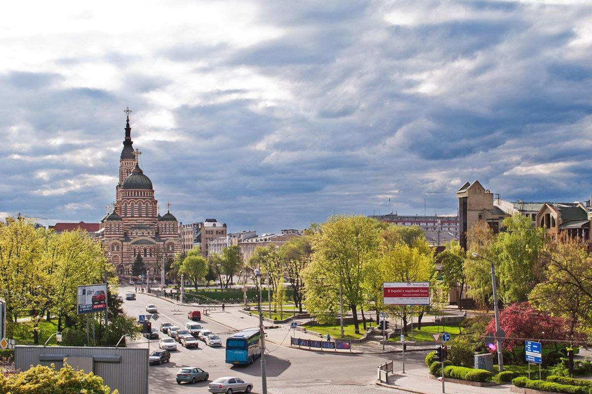 Фотогенічний Харків: локації, які прикрасять світлини