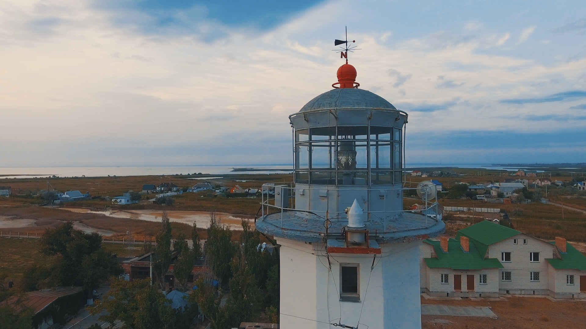 Найцікавіші маяки в Україні